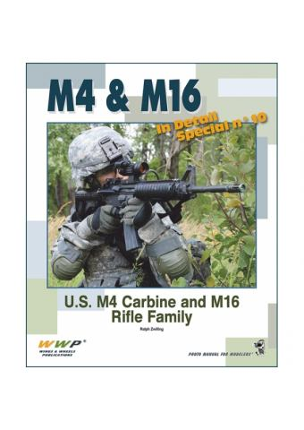 M4 & M16 in detail, WWP