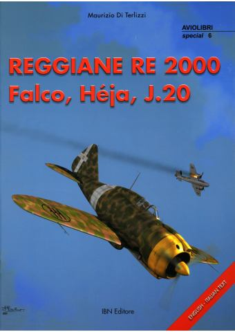 Reggiane Re 2000 Falco, Héja, J.20, IBN