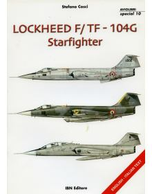 Lockheed F/TF-104G Starfighter, IBN