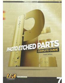 Photoetched Parts (Spanish edition), AK Interactive