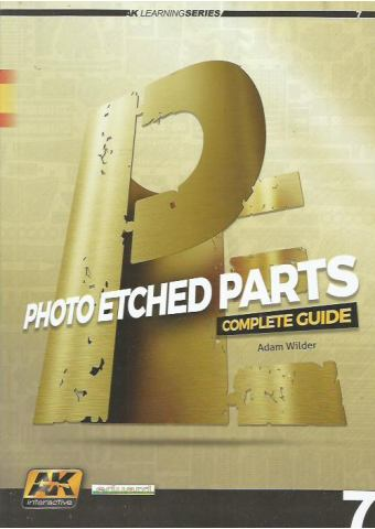 Photoetched Parts (Ισπανική έκδοση), AK Interactive
