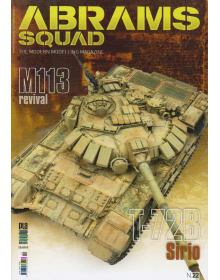 Abrams Squad 22 (Spanish edition)