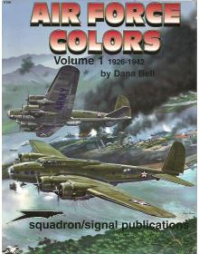 Air Force Colors Volume 1, Squadron