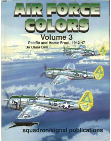 Air Force Colors Volume 3, Squadron