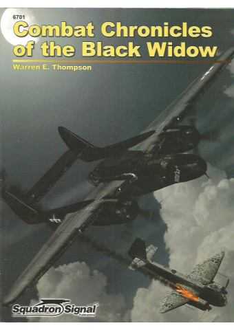 Combat Chronicles of the Black Widow, Squadron