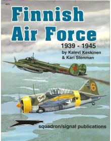 Finnish Air Force 1939-1945, Squadron