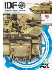 Tanker Special Issue: IDF 01, AK Interactive