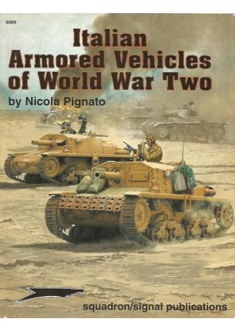 Italian Armored Vehicles of World War Two, Squadron