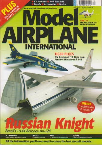 Model Airplane - Issue 012
