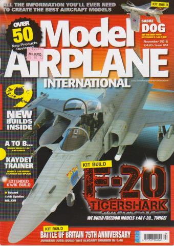 Model Airplane - Issue 124