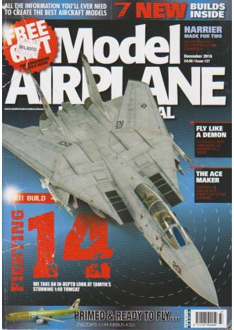 Model Airplane - Issue 137