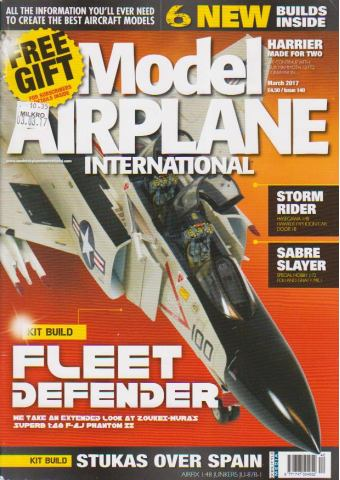 Model Airplane - Issue 140