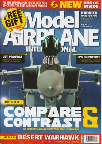 Model Airplane - Issue 142