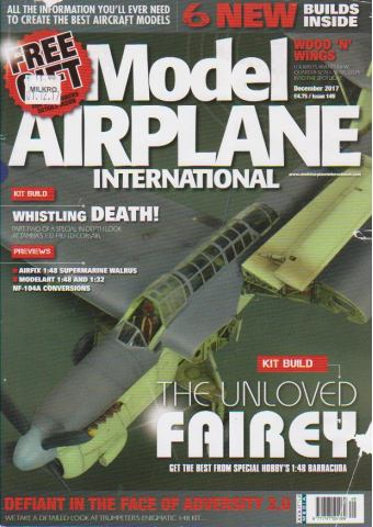 Model Airplane - Issue 149