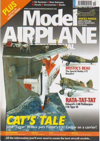 Model Airplane - Issue 015