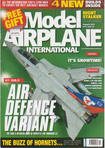 Model Airplane - Issue 151