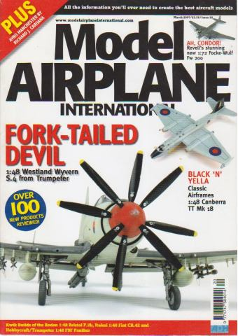 Model Airplane - Issue 020