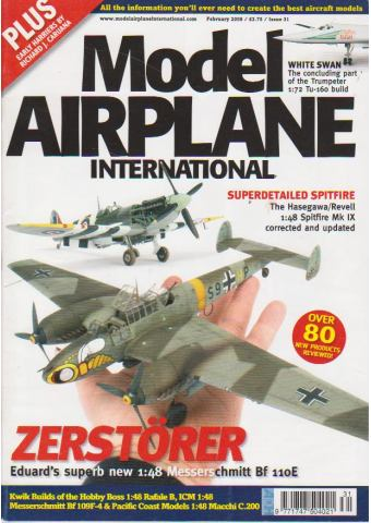 Model Airplane - Issue 031