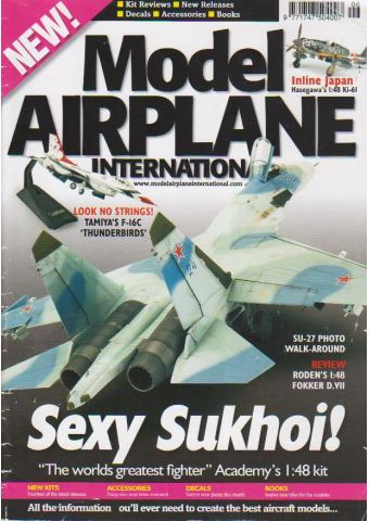 Model Airplane - Issue 006