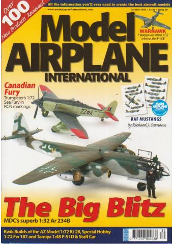 Model Airplane - Issue 039