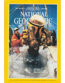 National Geographic Vol 164 No 01 (1983/07)
