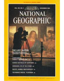 National Geographic Vol 164 No 05 (1983/11)