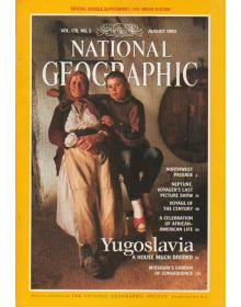 National Geographic Vol 178 No 02 (1990/08)