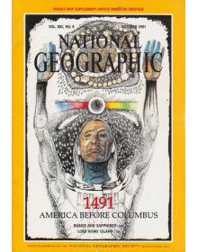 National Geographic Vol 180 No 04 (1991/10)
