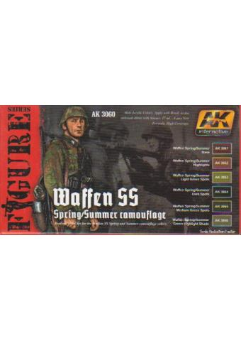 Waffen SS Spring/Summer Camouflage, AK Interactive