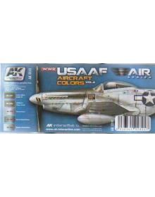 WW2 USAAF Aircraft Colors Vol. 2, AK Interactive