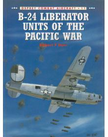 B-24 Liberator Units of the Pacific War, Combat Aircraft 11, Osprey