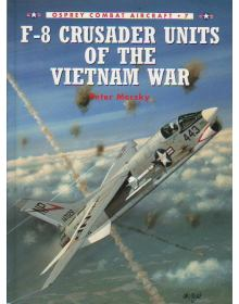 F-8 Crusader Units of the Vietnam War, Combat Aircraft 7, Osprey