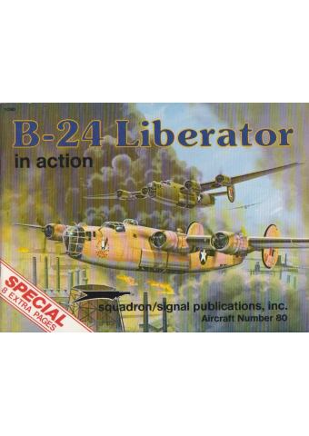 B-24 Liberator in Action, Squadron/Signal