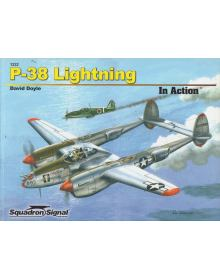 P-38 Lightning in Action - Aircraft No. 222, Squadron/Signal