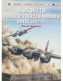 Mosquito Bomber/Fighter-Bomber Units 1942-45, Combat Aircraft 4, Osprey