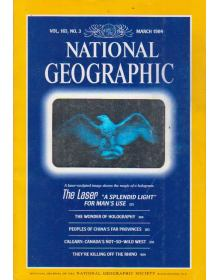 National Geographic Vol 165 No 03 (1984/03)