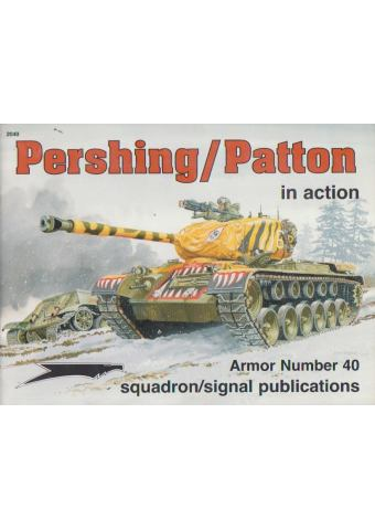 Pershing/Patton in Action, Armor No 40