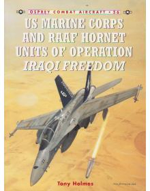 US Marine Corps and RAAF Hornet Units of Operation IRAQI FREEDOM, Combat Aircraft 56, Osprey
