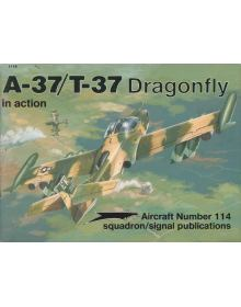 A-37/T-37 Dragonfly in Action, Squadron/Signal