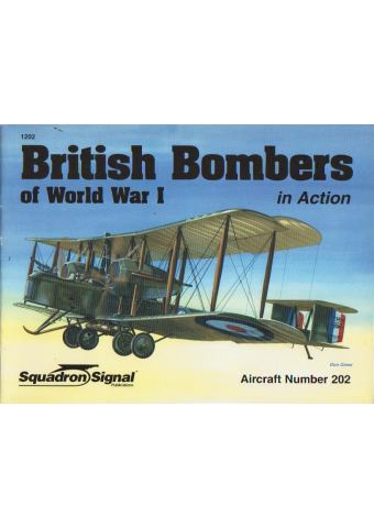 British Bombers of World War I in Action, Squadron/Signal