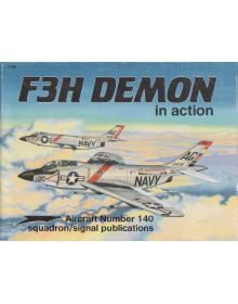 F3H Demon in Action, Squadron/Signal