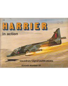 Harrier in Action, Squadron/Signal