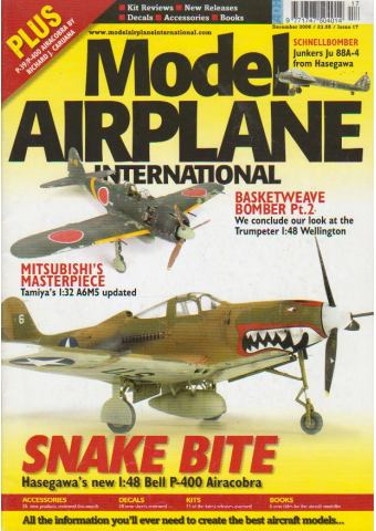 Model Airplane - Issue 017