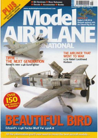 Model Airplane - Issue 018