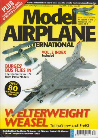 Model Airplane - Issue 024
