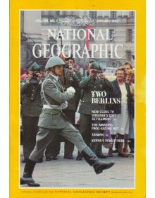 National Geographic Vol 161 No 01 (1982/01)