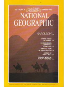National Geographic Vol 161 No 02 (1982/02)