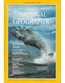 National Geographic Vol 165 No 01 (1984/01)
