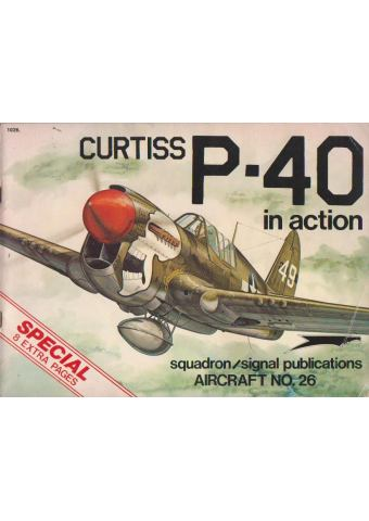 Curtiss P-40 in Action, Squadron/Signal