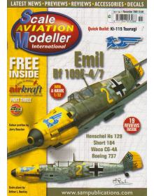 Scale Aviation Modeller International 2005/11 Vol. 11 Issue 11